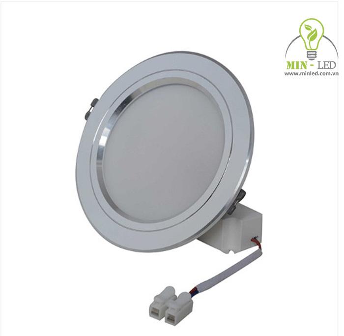 Đèn LED âm trần Rạng Đông 3 chế độ chiếu sáng thay đổi linh hoạt theo nhu cầu người sử dụng - 1