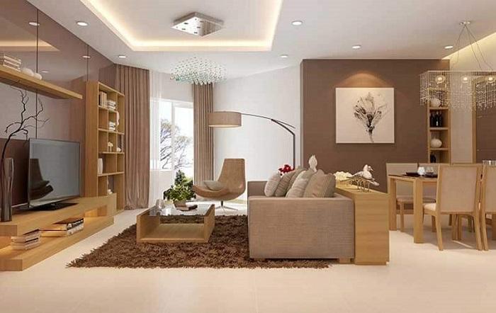 Đèn LED âm trần 3 màu Rạng Đông đang là giải pháp chiếu sáng tối ưu của nhiều gia đình