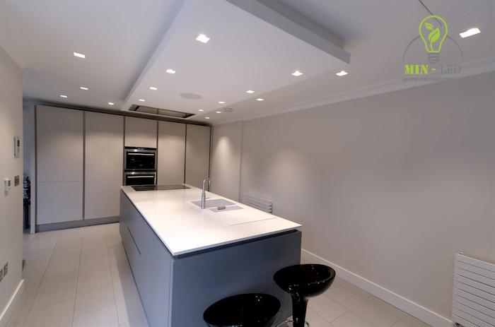 Đèn LED âm trần Rạng Đông được ứng dụng rộng rãi - 1