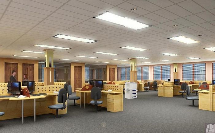 Đèn LED panel 40W Rạng Đông D P08 300x1200