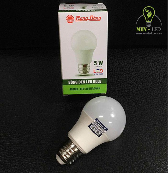 Tùy vào chức năng sử dụng bóng đèn LED Rạng Đông 5w có nhiều mức giá khác nhau