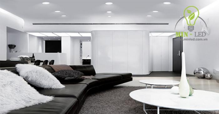 Đèn Panel thiết kế siêu mỏng giúp tăng thẩm mỹ cho không gian chiếu sáng -1