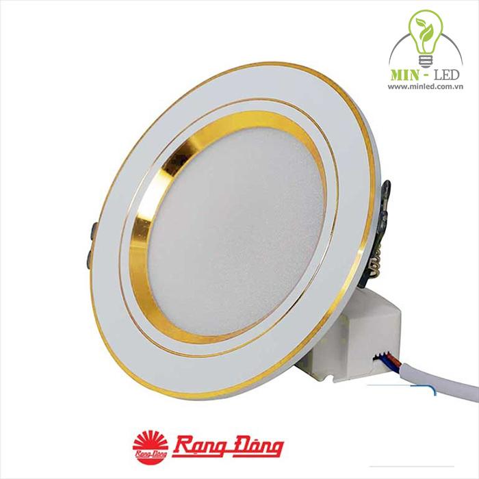 Đèn LED âm trần Rạng Đông 9w có 3 chế độ chiếu sáng thông minh - 1