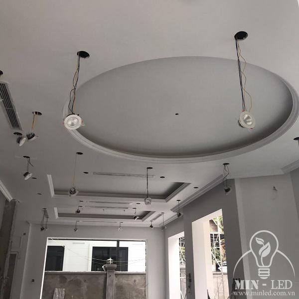Dự án cung cấp đèn LED chiếu sáng