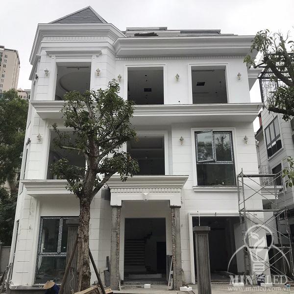Dự án cung cấp thiết bị chiếu sáng tại khu đô thị Thiên Đường Bảo Sơn