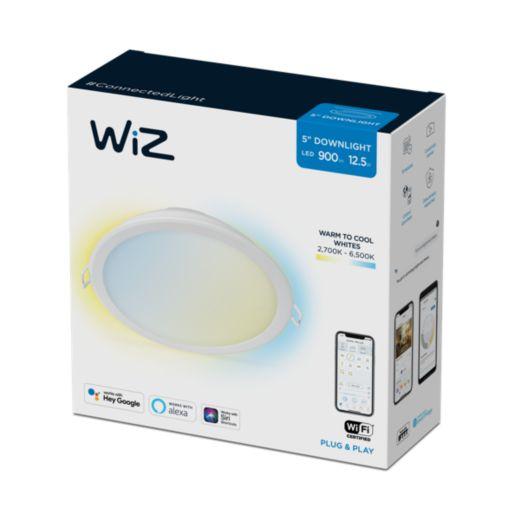 Đèn LED âm trần 3 màu Philips điều khiển bằng sóng Wifi