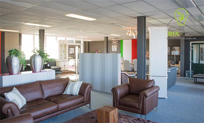 Đèn LED panel Rạng Đông chiếu sáng cho những không gian văn phòng -1