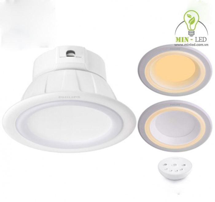 Đèn LED đổi màu philips tiết kiệm năng lượng