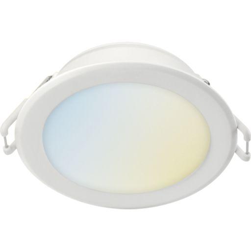 Đèn LED âm trần 3 chế độ điều khiển thông minh bằng Wifi