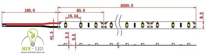 Dây LED Philips có chiều dài đa dạng phù hợp với diện tích nhiều không gian-1
