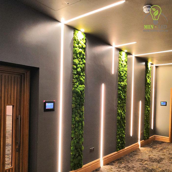 Dây LED Philips chiếu sáng khu vực tường hiệu quả -1