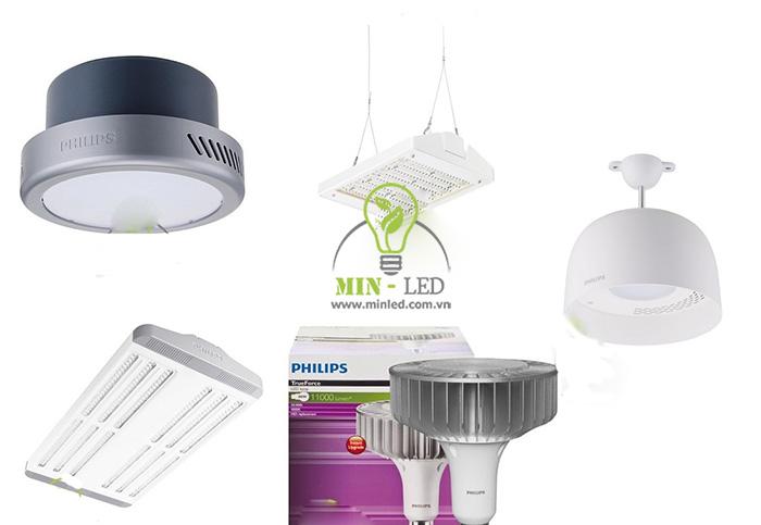 Đèn LED nhà xưởng Philips phổ biến nhất