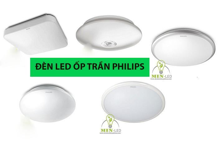 Đèn LED ốp trần Philips sở hữu nhiều ưu điểm