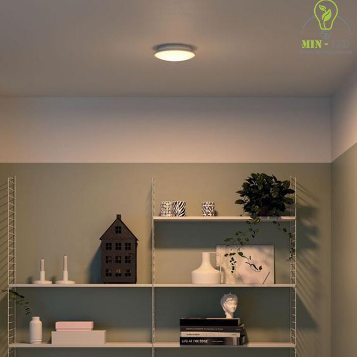 Đèn LED óp trần Rạng Đông chiếu sáng không gian tinh tế -1