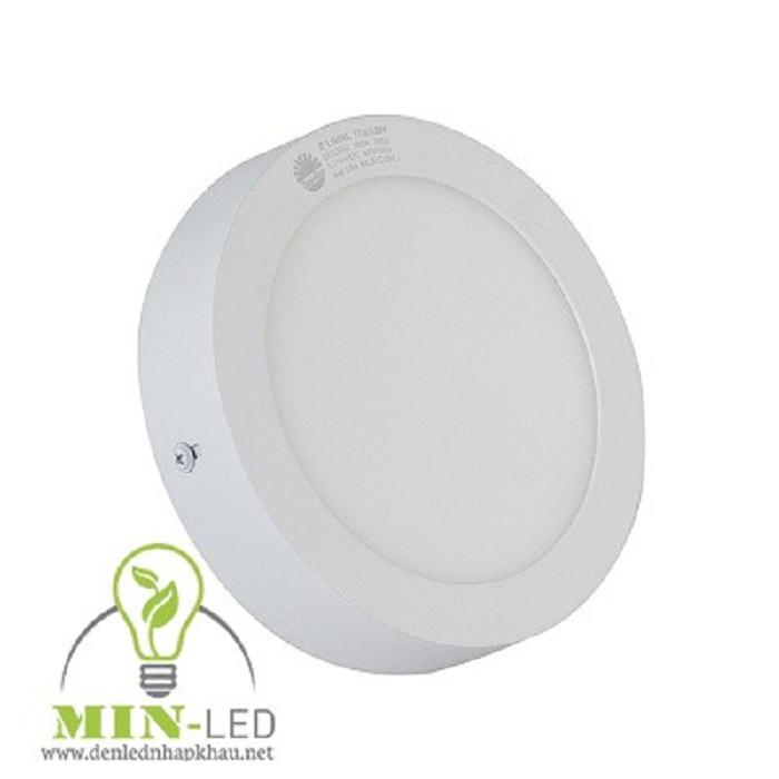 Đèn LED ốp trần tròn chiếu sáng dân dụng phổ biến hơn cả -1