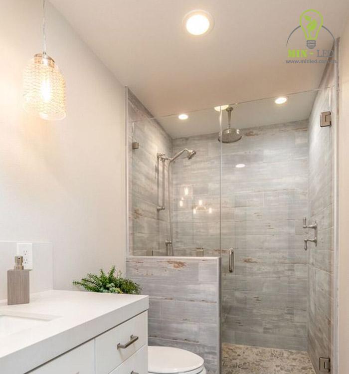Đèn LED ốp trần chiếu sáng khu vực nhà vệ sinh -1