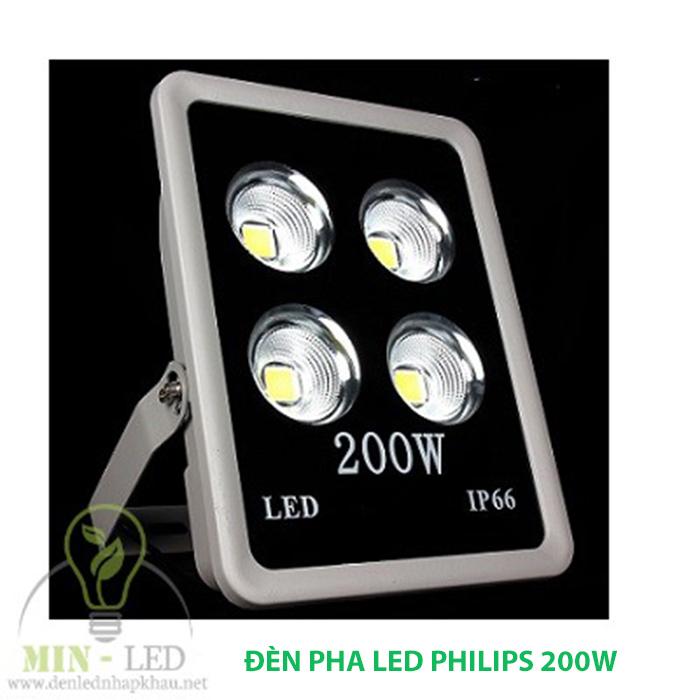 Đèn pha LED Philips sở hữu nhiều ưu điểm