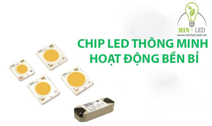 Chip LED Philips thông minh