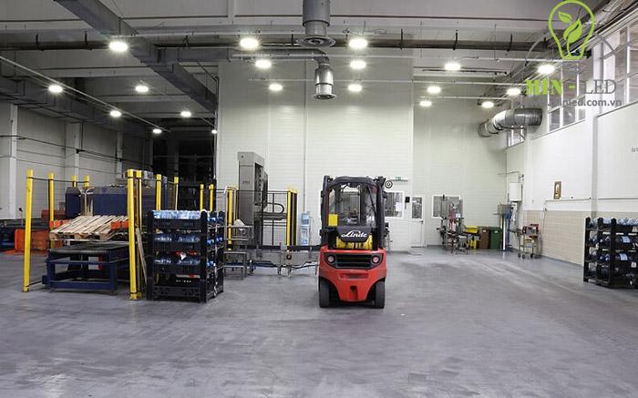 Đèn Led nhà xưởng Rạng Đông Lowbay 20W sắc nét rõ ràng phục vụ hoạt động sản xuất hiệu quả nhất -1