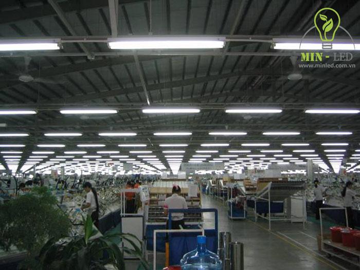 Tuýp LED Rạng Đông 36W chiếu sáng khu vực sản xuất -1