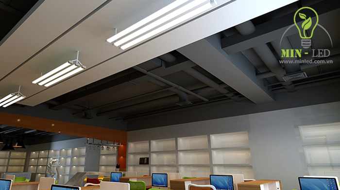 Với đèn Tuýp LED thế hệ mới M36L bạn hoàn toàn có thể lắp đặt theo sở thích và sáng tạo trong không gian -1