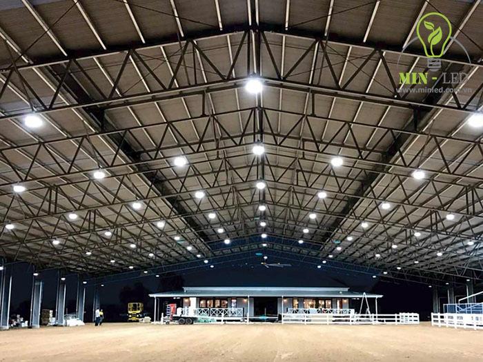 Đèn Bulb LED Rạng Đông 40W thích hợp chiếu sáng cả những không gian có diện tích rộng như nhà xưởng -1
