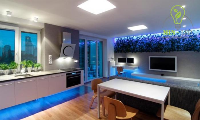 Đèn LED Panel Rạng Đông 40W vừa sử dụng với mục đích chiếu sáng dân dụng và trang trí hiệu quả -1