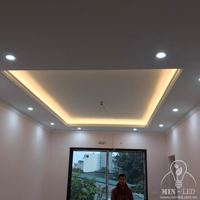 Dự án MinLED cung cấp đèn LED và thiết bị chiếu sáng tại Dương Nội