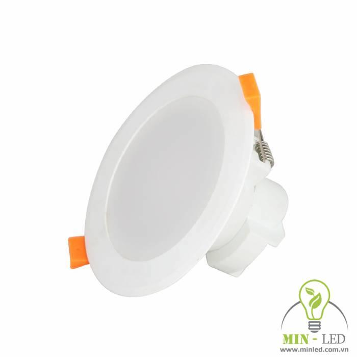 Mẫu đèn LED âm trần Rạng Đông 1 màu ánh sáng AT05L