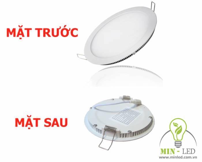 Đèn LED âm trần mỏng