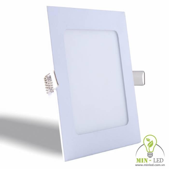Đèn LED âm trần mỏng dạng vuông