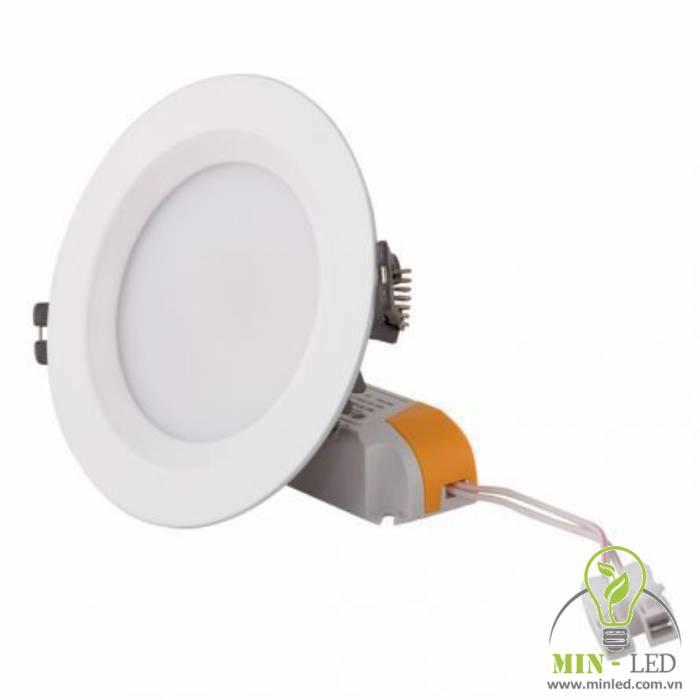 Mẫu đèn LED âm trần Rạng Đông 1 màu ánh sáng AT04L