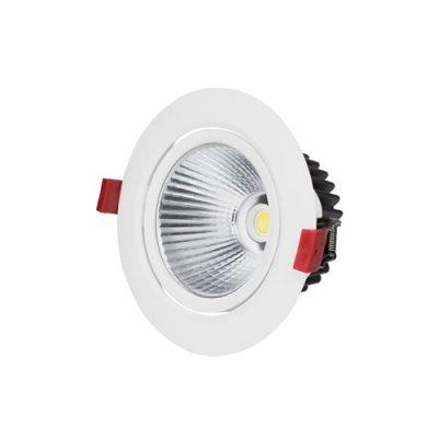 Đèn LED âm trần rọi KingLED Opal 07W DLR-7SS-T90