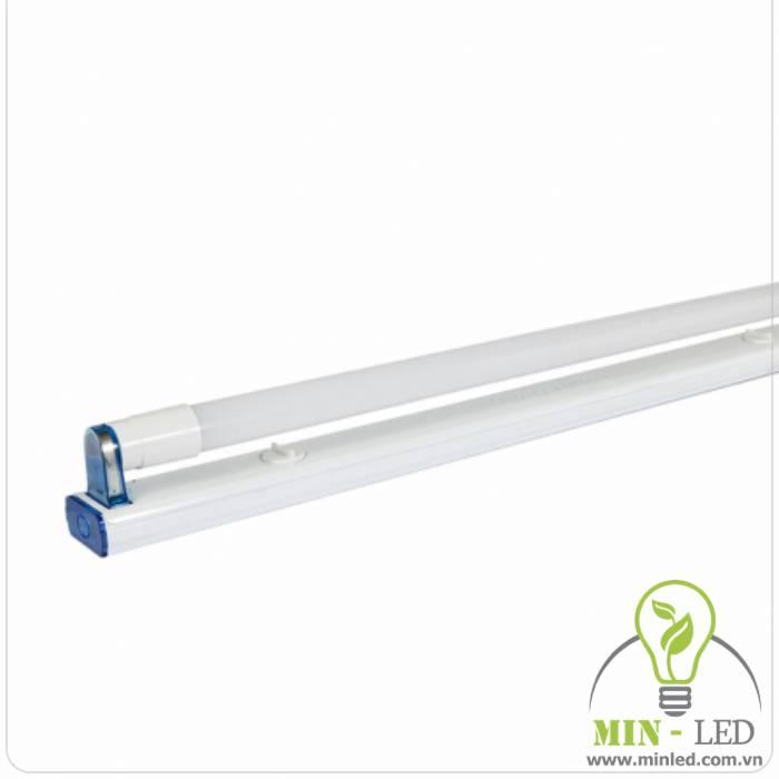 Bóng đèn LED tuýp thuỷ tinh bọc nhựa - T8 M11/10Wx1