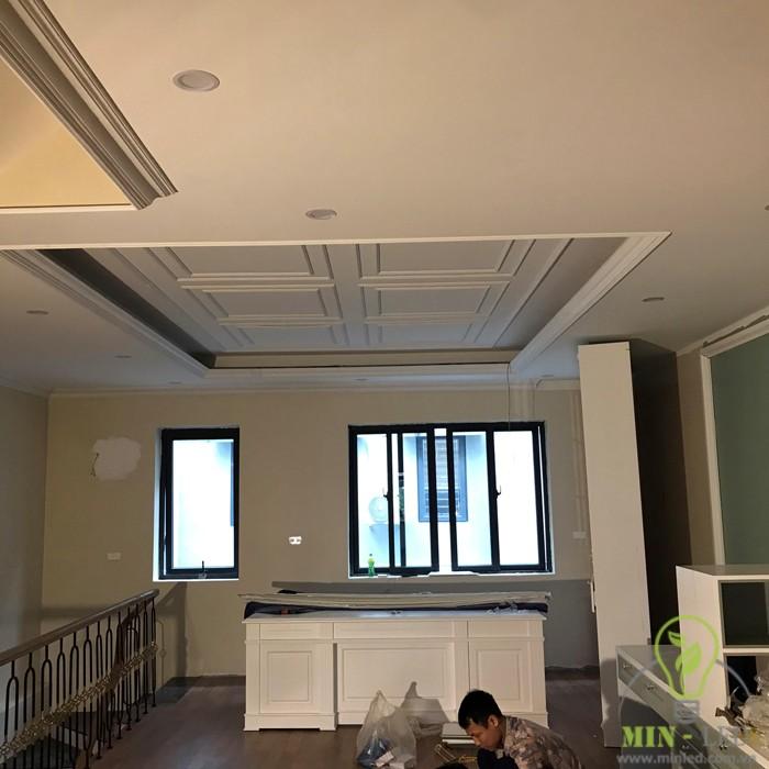 Đèn LED âm trần Philips DN027B G2 10W D125 ánh sáng Trung Tính