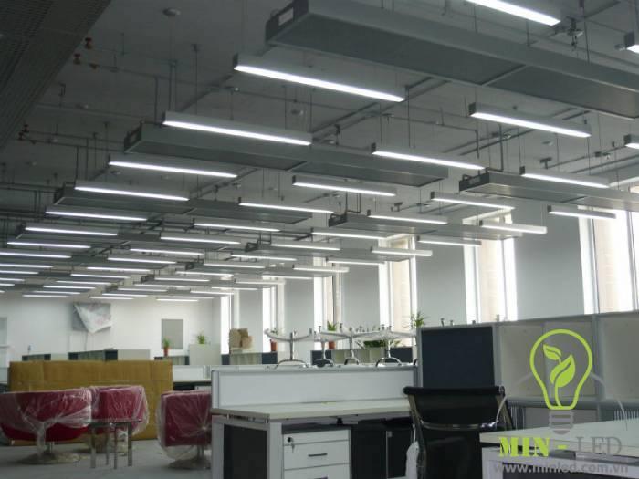 Bộ đèn LED tuýp nhôm nhựa - T8 M11/20Wx1