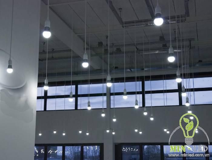Ưu điểm vượt trội của đèn LED bulb Philips