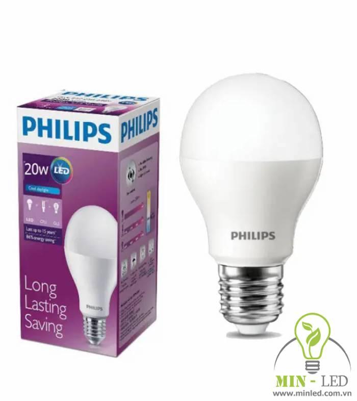 Các loại đèn LED bulb Philips