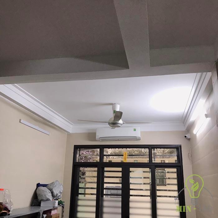 Dự án cung cấp đèn LED và thiết bị điện ngõ 1 phố Doãn Kế Thiện