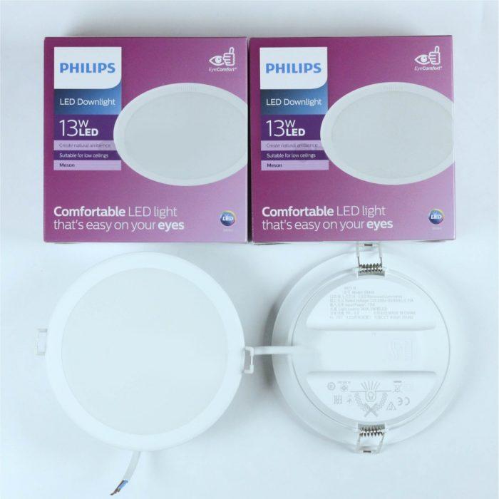 Đèn LED âm trần Philips Meson 594xx Series có mức giá hợp lý