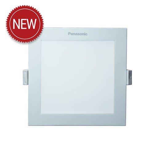 Đèn LED âm trần Panasonic 9W vuông NEO SLIM