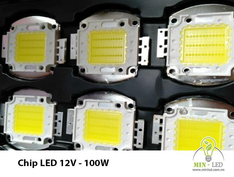 Chip LED 100W 12V