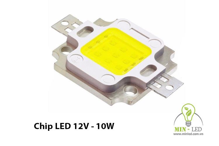 Chip LED siêu sáng 12V 10W