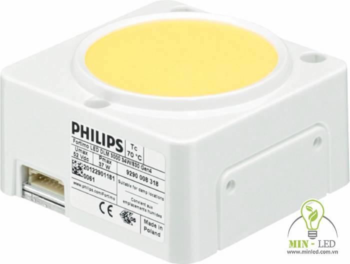 Chip LED Philips Fortimo LED DLM Flux