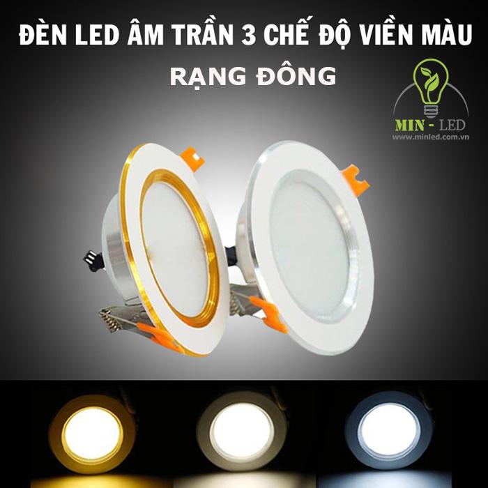 Đèn 3 màu Rạng Đông