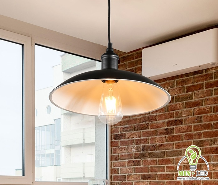 đèn thả trần quán caafe 1