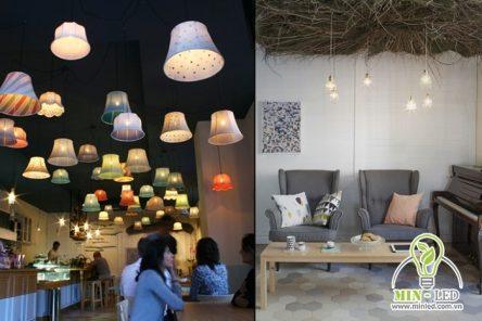 30 mẫu đèn thả trang trí quán cafe ấn tượng – Đáng mua 2021