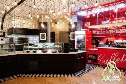 31 mẫu đèn trang trí quán cafe kèm bảng giá chi tiết