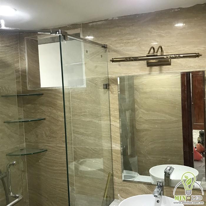 Đèn chiếu gương trang trí cho nhà vệ sinh