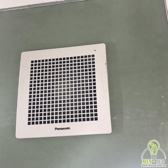 Quạt hút mùi âm trần Panasonic cho nhà vệ sinh